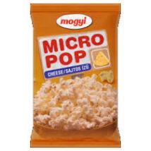 MOGYI MICRO POP SAJTOS ÍZŰ PATTOGATNI VALÓ KUKORICA 100 G