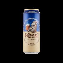 KOZEL 1874 ALKOHOLMENTES FÉLBARNA SÖR 0,5 L