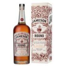 JAMESON ROUND IRISH WHISKY DD 1 L
