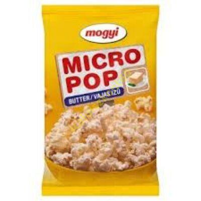 MOGYI MICRO POP VAJAS ÍZŰ PATTOGATNI VALÓ KUKORICA 100 G