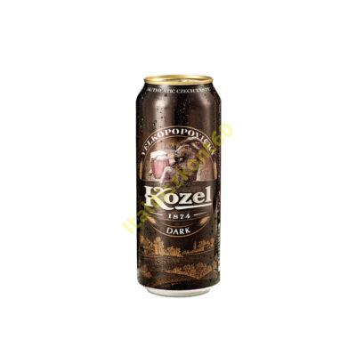 KOZEL DARK BARNA SÖR 0,5 L