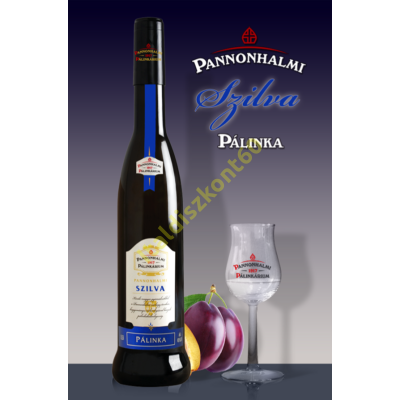 PANNONHALMI SZILVA PÁLINKA 0,5 L