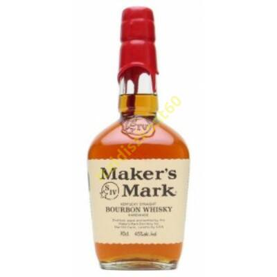 MAKERS MARK WHISKEY 0,7 L