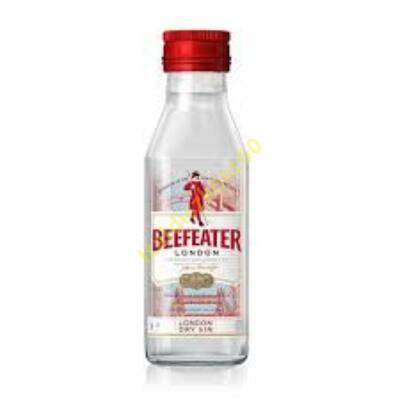 BEEFEATER LONDON GIN MIN 0,05 L