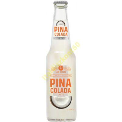 LE COQ KOKTÉL PINA COLADA ALKOHOLOS ITAL 0,33 L