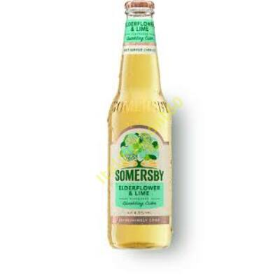 SOMERSBY BODZA-LIME CIDER 0,33 L