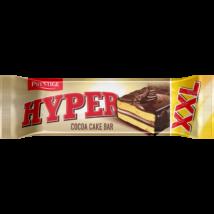 HYPER COCOA CAKE BAR KAKAÓS KRÉMMEL TÖLTÖTT PISKÓTA KAKAÓS BEVONATTAL 55 G