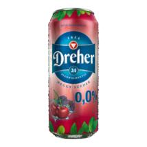 DREHER 24 MEGGY SZEDER ALKOHOLMENTES SÖR 0,5 L