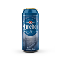 DREHER 24 ALKOHOLMENTES SÖR 0,5 L