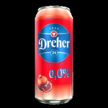 DREHER 24 GRÁNÁTALMA ALKOHOLMENTES SÖR 0,5 L