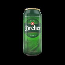 DREHER GOLD VILÁGOS SÖR 0,5 L
