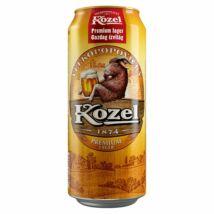 KOZEL PREMIUM LAGER VILÁGOS SÖR 0,5 L