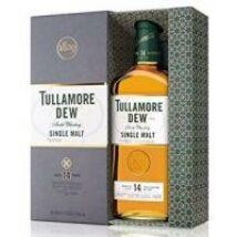 TULLAMORE DEW 14 YEARS IRISH WHISKY DD 0,7 L