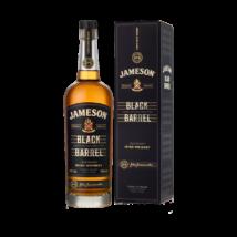 JAMESON BLACK BARREL IRISH WHISKY DD 0,7 L