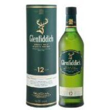 GLENFIDDICH 12 YEARS SCOTCH WHISKY DD 0,7 L