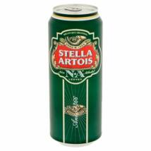 STELLA ARTOIS ALKOHOLMENTES VILÁGOS SÖR 0,5 L