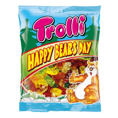 TROLLI HAPPY BEARS DAY GUMICUKORKA 100 G