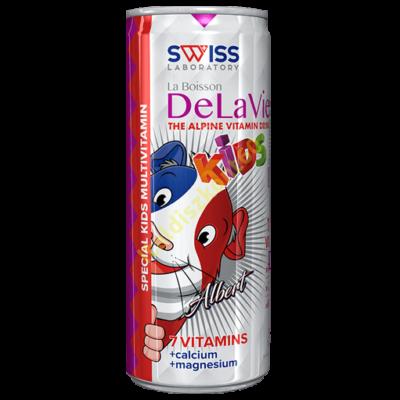 SWISS DELAVIE KIDS 0,25 L
