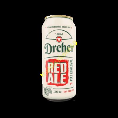 DREHER RED ALE VÖRÖS SÖR 0,5 L