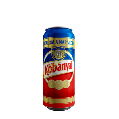 KŐBÁNYAI VILÁGOS SÖR 0,5 L