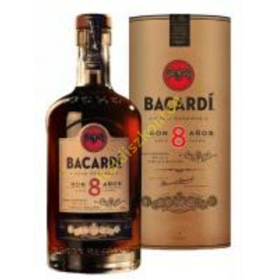 BACARDI GRAN RESERVA 8 YEARS DD 0,7 L