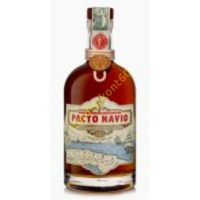 PACTO NAVIO HAVANA CLUB PACTO NAVIO RUM 0,7 L