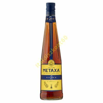 METAXA 5* 0,5 L