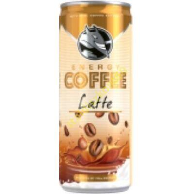HELL ENERGY COFFE LATTE 0.25